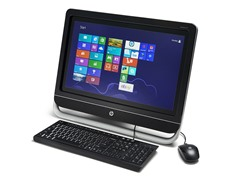"HP 23"" Full HD TouchSmart AIO PC"