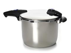 Fissler 10.6Qt Pressure Cooker