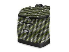 Bucket Boot Bag - Hot Dots/Black