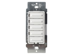 500-Watt 4-Level Dimmer, White