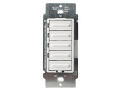 500-Watt 4-Level Dimmer, White