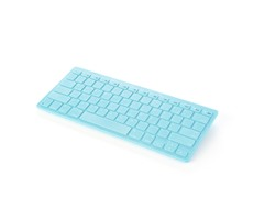 Ultra-Slim Bluetooth Keyboard - Ice Blue