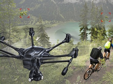 Yuneec TYPHOON H Hexacopter Drone (Your Choice)
