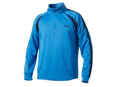 Fila Men's Match 1/4 Zip - Campanula(XL)