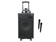 300 Watt Dual-Channel Rechageable Portable PA System