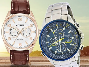 Citizen Watches for Everyone