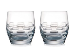 Lincoln Square 13oz Double Old Fashion Glass