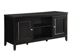 "Homelegance Sleek 50"" Black TV Stand"
