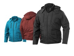 Tumi T-Tech Lightweight Quilted Jacket