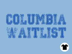 Columbia Waitlist