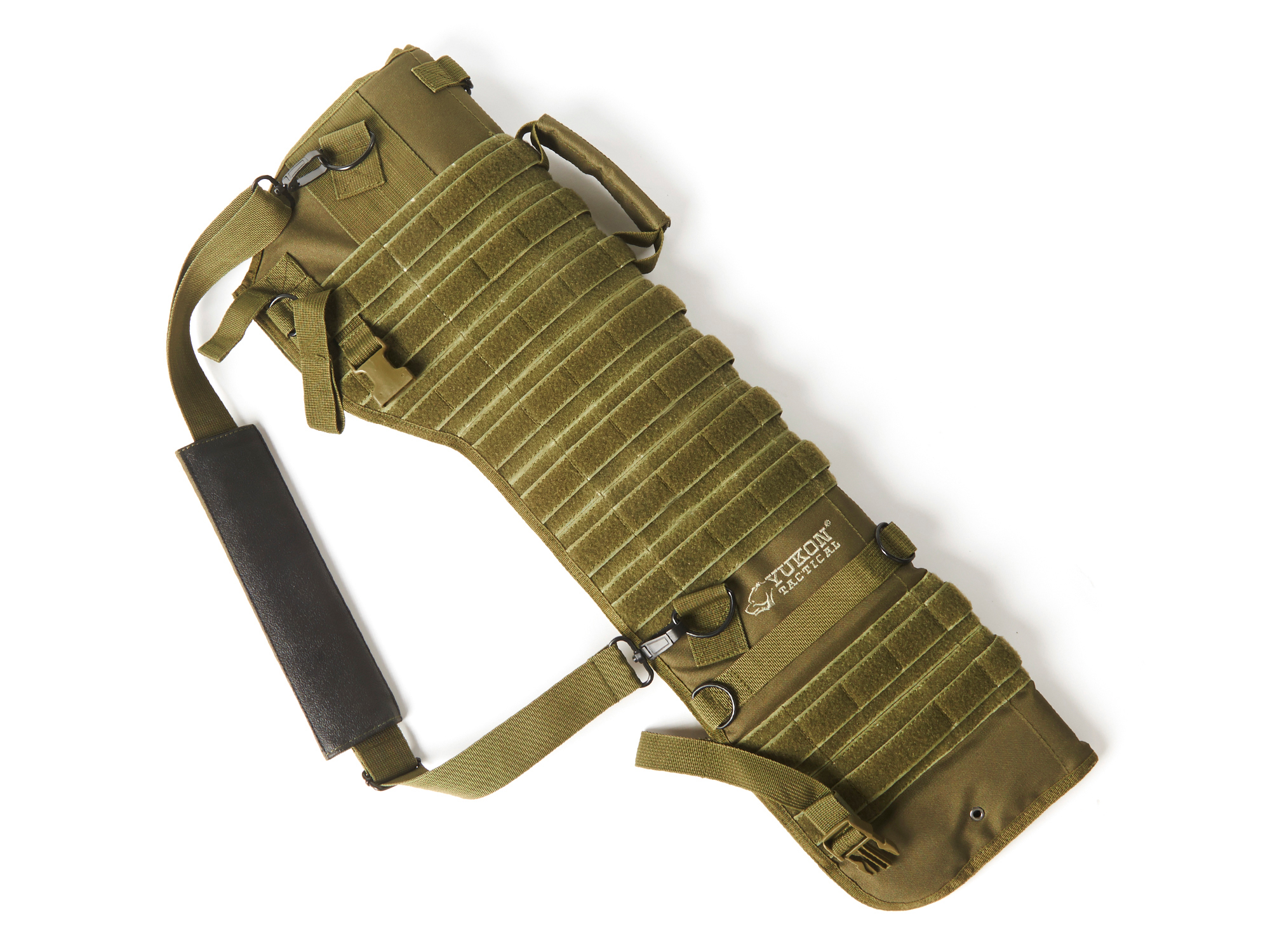 On foot with your pellet rifle - how do you carry it