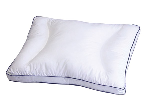 Soft tex sona stomach sleeper pillow for Best soft pillow for side sleepers