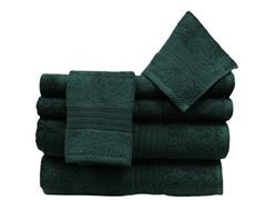 6Pc Towel Set-Hunter