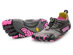 Women's KMD Sport LS - Grey/Black/Pink