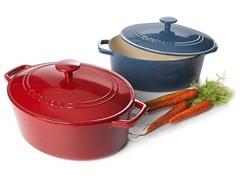Cuisinart 5.5 Qt. Cast Iron Casserole