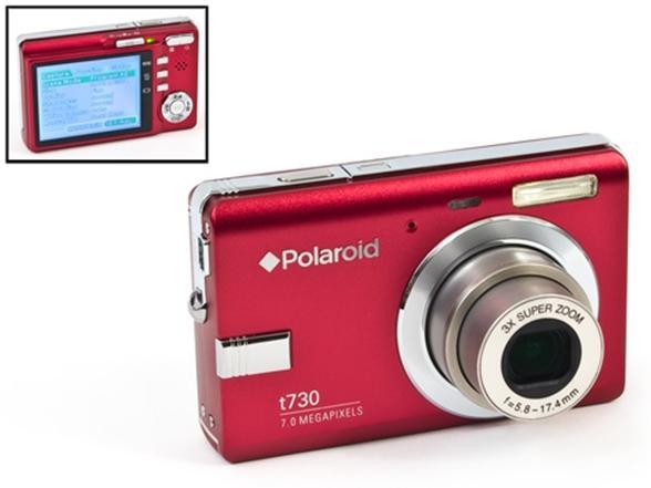 polaroid t730 compact 7mp digital camera rh woot com