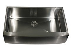 30-Inch Kitchen Sink, Stainless Steel