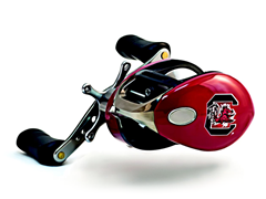 Univ. of South Carolina Baitcasting Reel