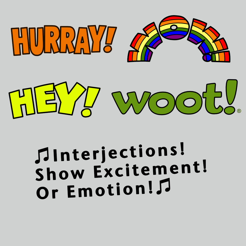 ?Interjections!?