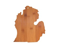 Totally Bamboo Michigan Cutting Board
