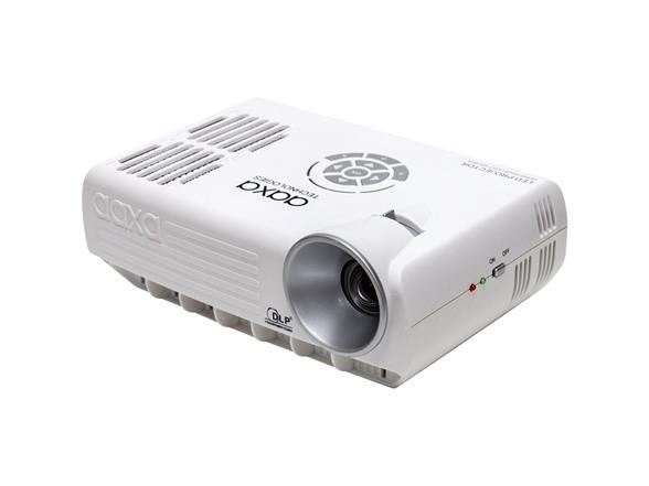 Aaxa m4 800 lumen hd pico projector for Hd pico projector