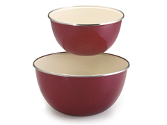 2-pc Mixing Bowl Set - 3 Colors