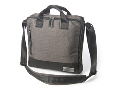 "11"" Covert Shoulder Bag, Grey"