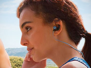 Tiny Speakers To Put On Or In Your Ears