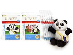 Volume 1 & 2 Sets with Panda - French