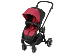 Cranberry Click 'n Move 3 Stroller