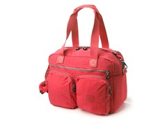 Kipling Sherpa Carry-On Tote Small, Pink