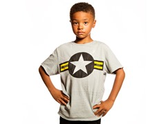 Air Strike Tee (Sizes 2T & 5-7)