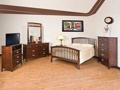 Lanai 4-pc Bedroom Set (5 Sizes)