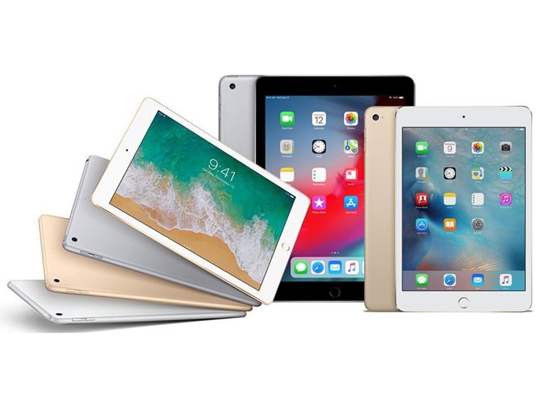 Scratch & Dent Apple iPads