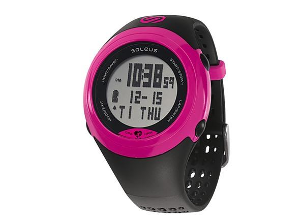 Soleus GPS Sole HRM (Pink/Black) WT144768A