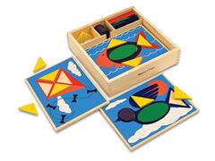 Beginner's Pattern Blocks