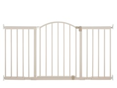 6 Foot Metal Expansion Gate