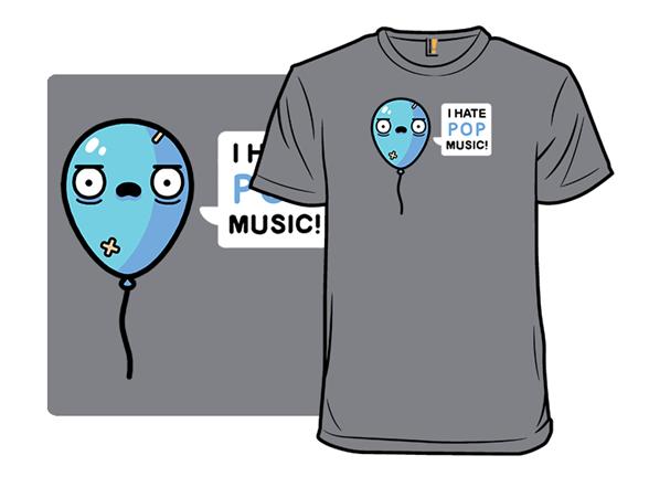 Pop Music T Shirt