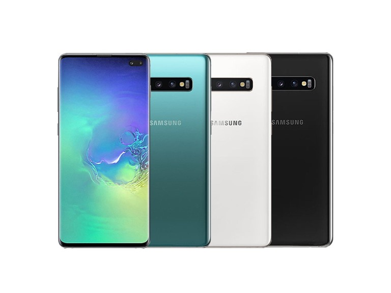 Samsung Galaxy S10+ Single SIM (GSM Only)(Scratch & Dent)