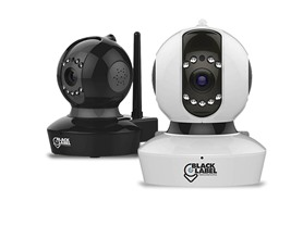 Black Label Home Security Camera with App