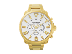 Yellow Gold Chronograph