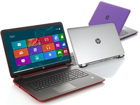 "HP Pavilion 17.3"" Intel Core i5 Laptops"