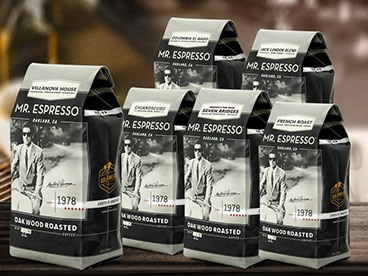 Mr Espresso Coffee Sampler Pack (6)