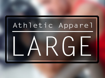 Men's Large Athletic Apparel