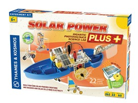 Thames & Kosmos Solar Power Plus