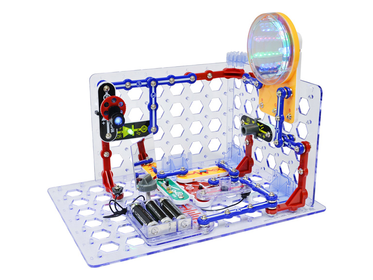 Elenco Snap Circuits 3D Illumi...