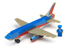 Southwest Airlines 55-Pc Build-a-Jet