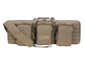 "Voodoo Tactical 36"" Deluxe Weapon Case, 2 Colors"