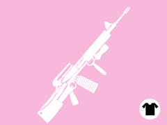 Kitchen Warfare Remix - Pink