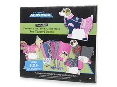 Project Runway Pet Fashion Design Kit